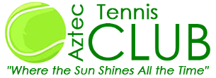 Logo, Aztec Tennis Club